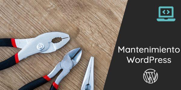 Realizar mantenimiento WordPress, ¿Cómo y por qué hacerlo?