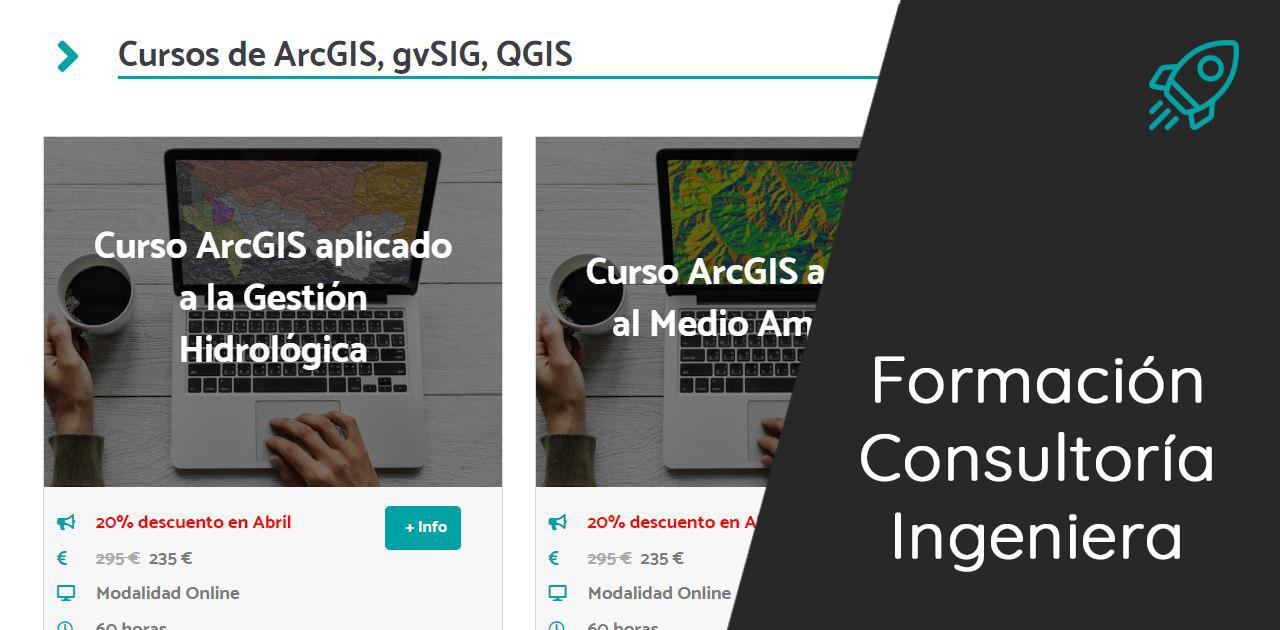 Formación técnica especializada en Ingeniería, Sistemas de Información Geográfica y Medio Ambiente