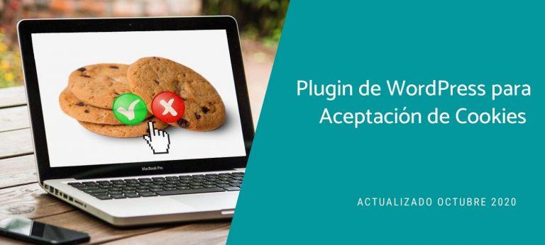Plugin Cookies WordPress